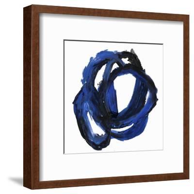 Eternal Indigo II-PI Studio-Framed Premium Giclee Print