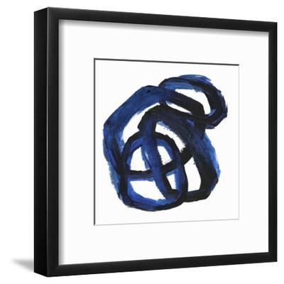 Eternal Indigo III-PI Studio-Framed Premium Giclee Print