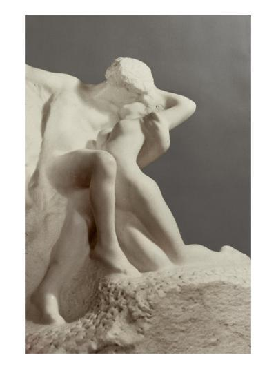 Eternal Spring, Early 1900s-Auguste Rodin-Giclee Print