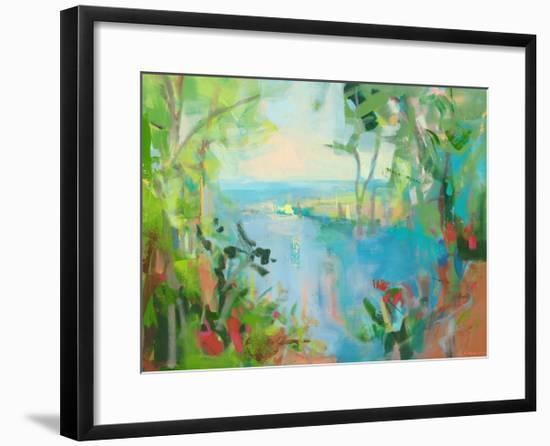 Eternal Summer-Angela Saxon-Framed Art Print