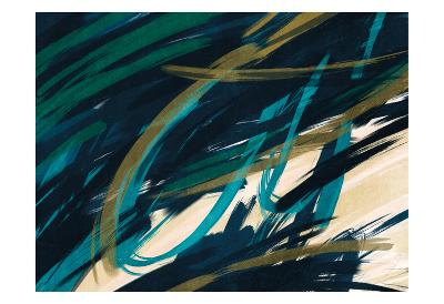 Eternally Slashed 2-Marcus Prime-Art Print