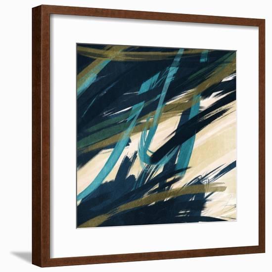 Eternally Slashed-Marcus Prime-Framed Art Print