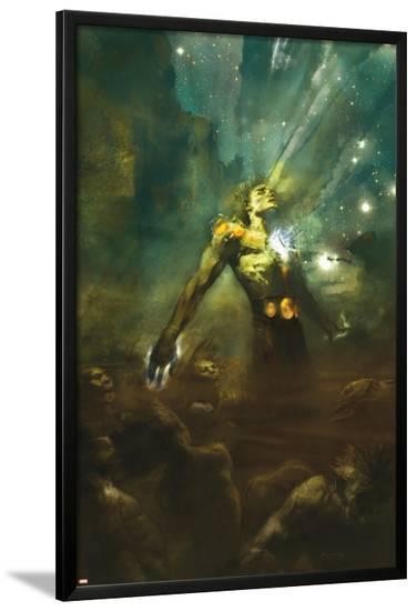 Eternals No.1 Cover: Ikaris--Lamina Framed Poster