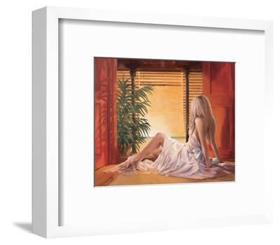 Eternity-Renate Holzner-Framed Art Print