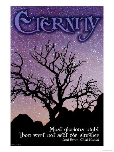 Eternity--Art Print