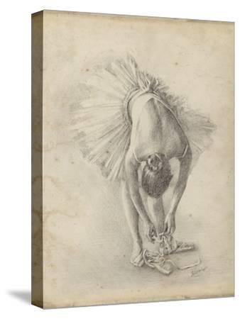 Antique Ballerina Study I