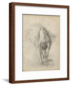 Antique Ballerina Study I by Ethan Harper