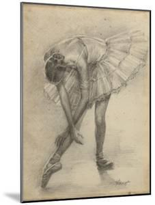 Antique Ballerina Study II by Ethan Harper