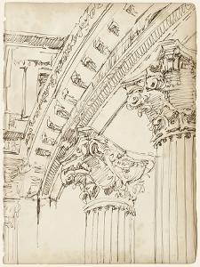 Architects Sketchbook IV by Ethan Harper