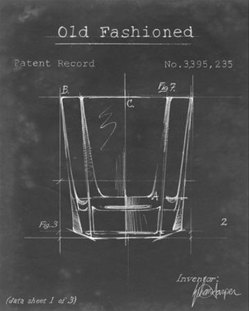 Barware Blueprint I