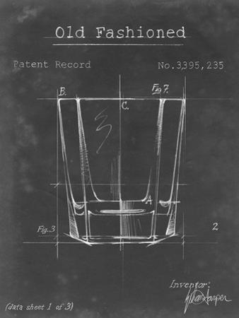 Barware Blueprint I by Ethan Harper