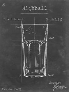 Barware Blueprint II by Ethan Harper