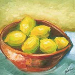 Bowl of Fruit IV by Ethan Harper