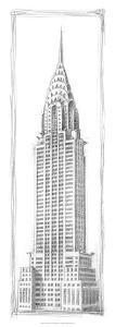 Chrysler Sketch by Ethan Harper