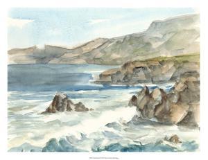 Coastal Watercolor II by Ethan Harper