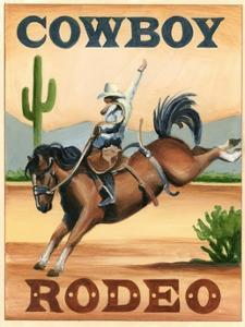 Cowboy Rodeo by Ethan Harper