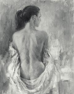 Draped Figure I by Ethan Harper