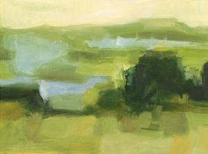 Emerald Wetlands I by Ethan Harper