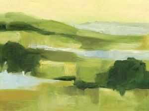 Emerald Wetlands II by Ethan Harper