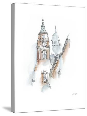 European Watercolor Sketches I