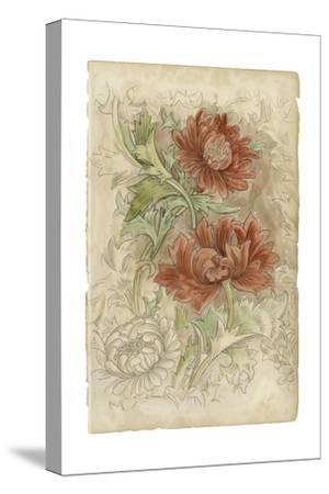 Floral Pattern Study I