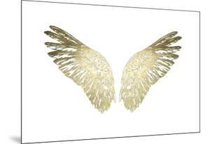 Gold Foil Wings II by Ethan Harper