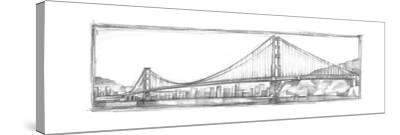 Golden Gate Bridge Sketch
