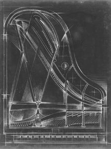 Grand Piano Diagram by Ethan Harper