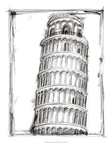 Graphic Architectural Study II by Ethan Harper