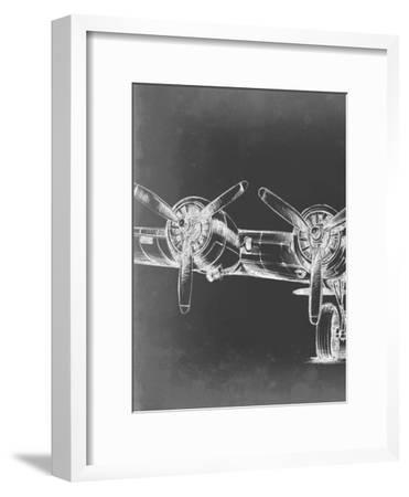 Graphic Plane Triptych I