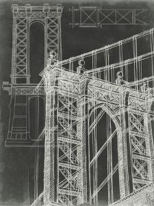 Iconic Blueprint I by Ethan Harper