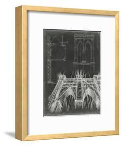 Beautiful brooklyn bridge framed posters artwork for sale art and iconic blueprint iv malvernweather Images