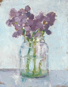 Impressionist Floral Study II by Ethan Harper