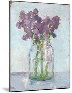 Impressionist Floral Study II by Ethan Harper