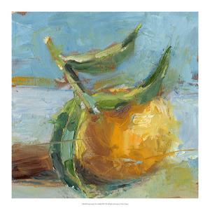 Impressionist Fruit Study III by Ethan Harper