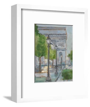 Impressionist View of Paris I