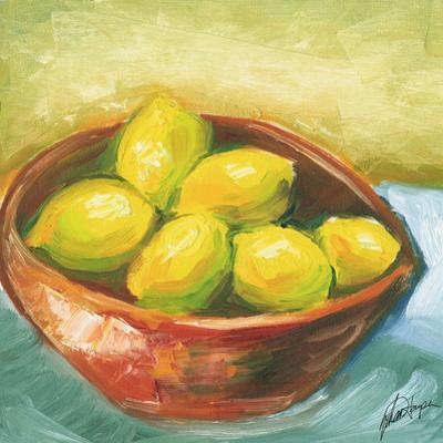 Large Bowl of Fruit IV