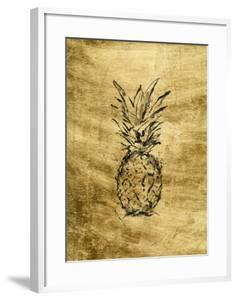 Lustr Pineapple Ink Study II by Ethan Harper