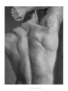 Male Nude II by Ethan Harper
