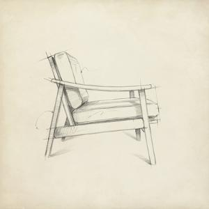 Mid Century Furniture Design III by Ethan Harper