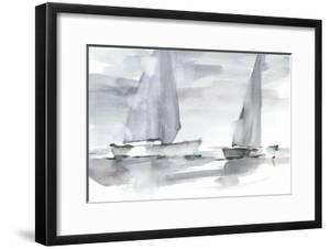 Misty Sails II by Ethan Harper