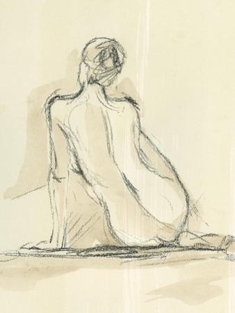Neutral Figure Study III by Ethan Harper