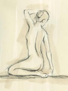 Neutral Figure Study IV by Ethan Harper