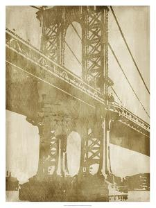 Non-Embellished Bridge Etching II by Ethan Harper