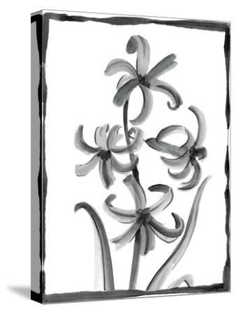 Non-embellished Sumi-e Floral III
