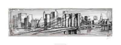 Pen & Ink Cityscape II