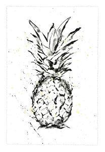 Pineapple Ink Study II by Ethan Harper