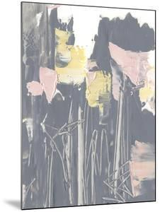 Pink & Yellow Flowers I by Ethan Harper