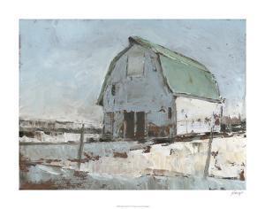 Plein Air Barn I by Ethan Harper