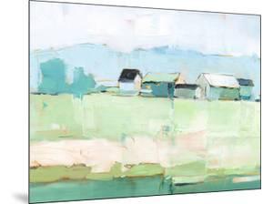 Rural Pastel II by Ethan Harper